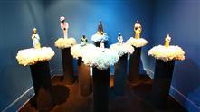 Imagens mostram a exposição permanente do Museu do Folclore