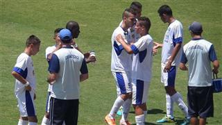 Equipe sub 17 do São José FC