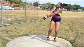Atleta joseense, Angelica Carregosa Rodrigues