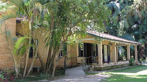 Museu do Folclore de São José dos Campos, no Parque da Cidade