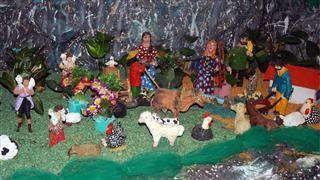 Presépio do Museu do Folclore