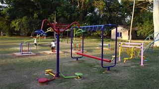 Espaço criança do Parque da Cidade
