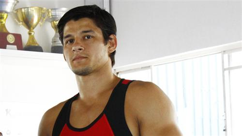 Lutador olímpico, Vinicius Calasans
