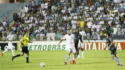 Santos no Martins Pereira