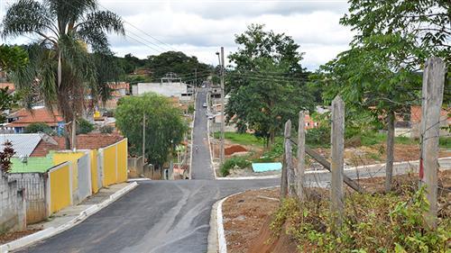 Bairro Santa Maria, em São José dos Campos