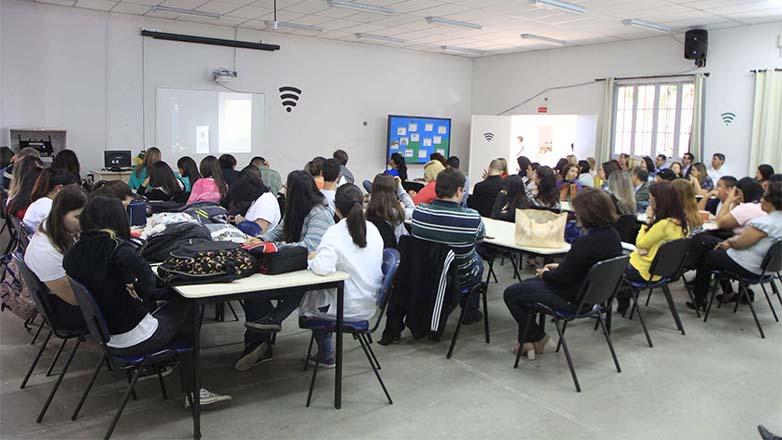 Inauguração do LEDI (Laboratório de Educação Digital e Interativa)