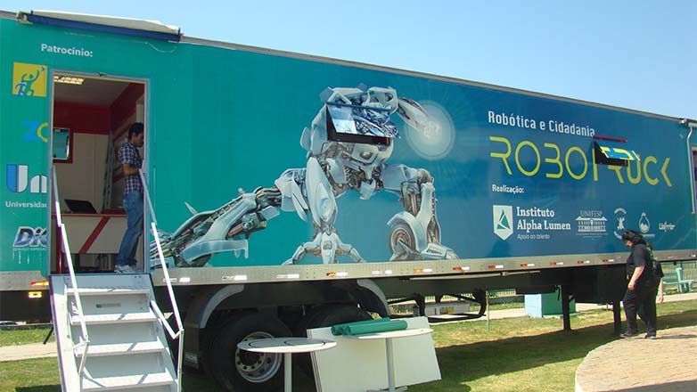 'Robotruck'