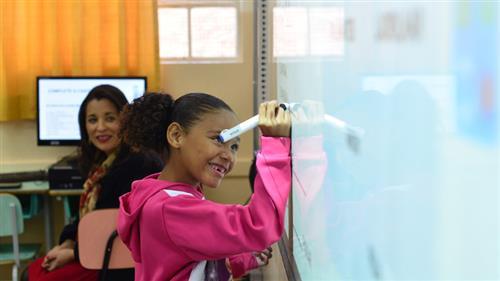 Escola Interativa na EMEF Professora Rosa Tomita