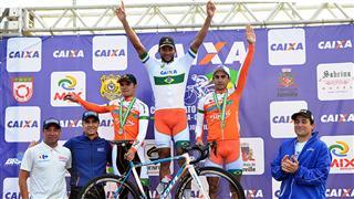 Ciclista Flávio Santos