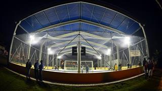 O espaço vai permitir aos jovens e amantes do esporte a pratica de futsal, vôlei, basquete, entre outras modalidades de recreação.