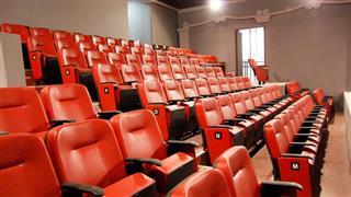 Reinauguração do Cine Teatro
