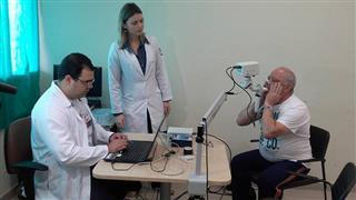 Avaliação detalhada da função pulmonar