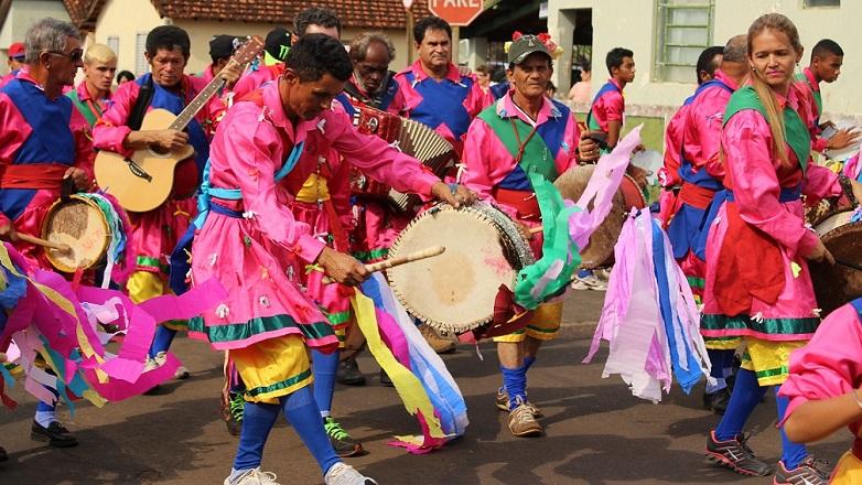 A presença da cultura afro-brasileira no Sudeste: Jongo, Batuque e Reinado/Congado'