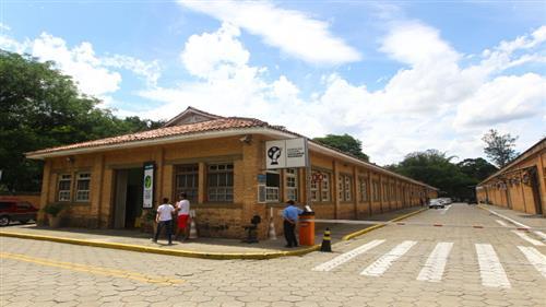 Sede da Fundação Cultural