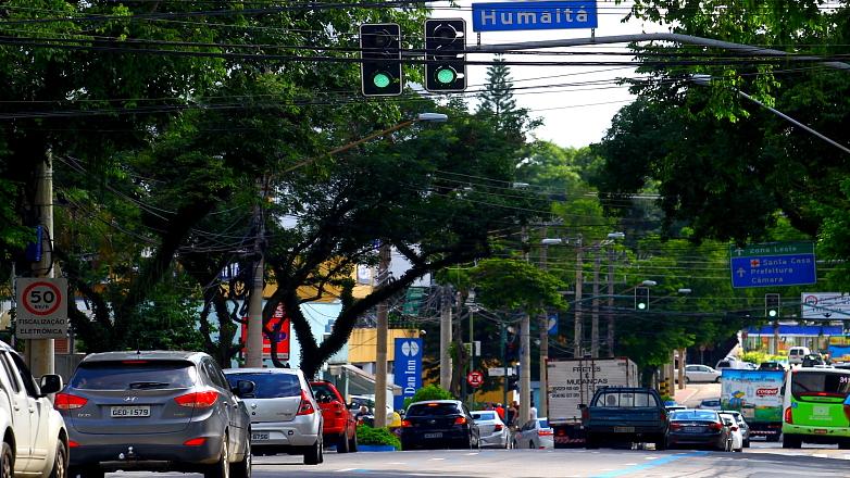 Avenidas principais