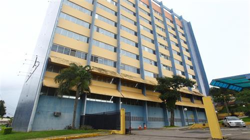 Paço Municipal, sede da Prefeitura de São José dos Campos