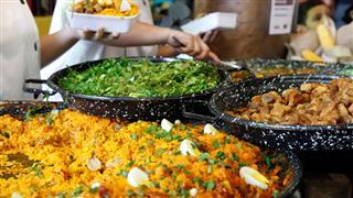 Culinária e artesanato atraem centenas de visitantes para a festa