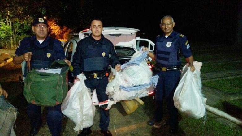 GCM faz cerco contra crimes a patrimônios públicos em São José