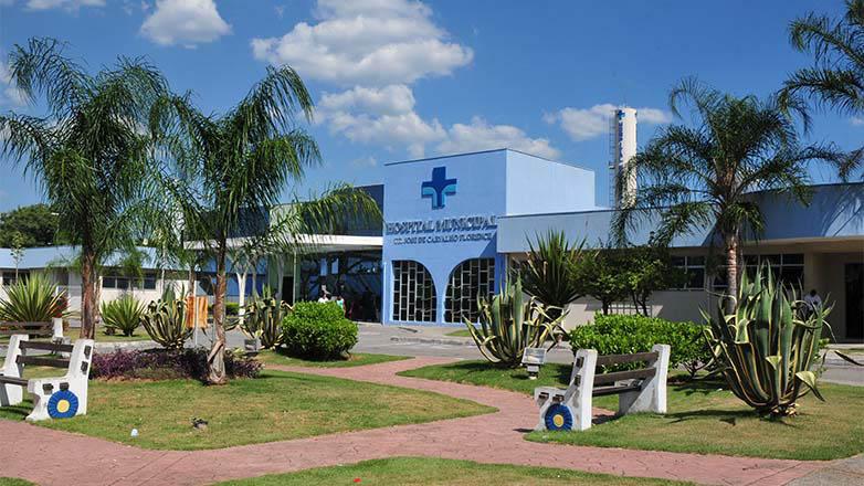 Hospital Municipal: administrado pela Prefeitura de São José dos Campos em parceria com a SPDM