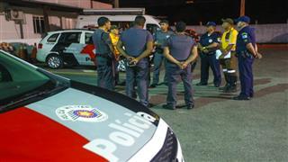 """A queda do índice de criminalidade é resultado do programa """"São José Unida"""", criado pela Prefeitura e que reúne órgãos de segurança"""