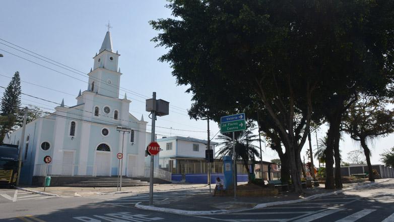 Paróquia localizada no Distrito de Eugênio de Melo