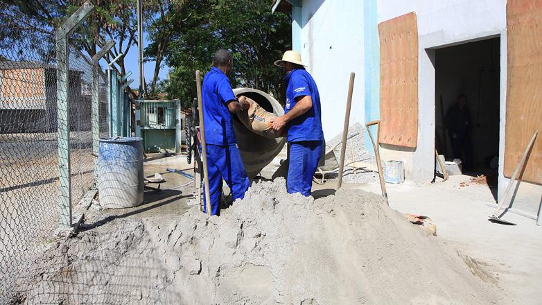 Além de ampliar as vagas, as obras vão melhorar ainda mais a infraestrutura nas escolas