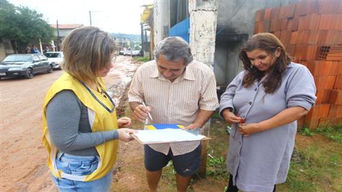 São José é pioneira na legitimação fundiária e moradores do bairro Santa Cecília 1 B  já serão contemplados com a nova medida