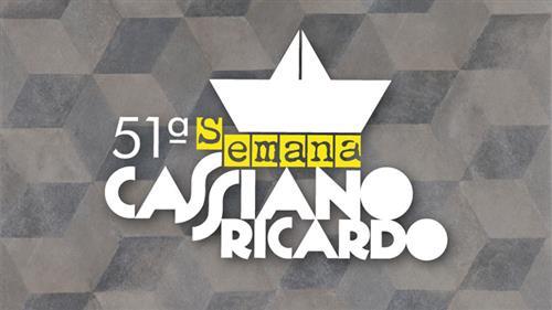 Realizada anualmente pela Fundação Cultural Cassiano Ricardo, a semana acontece de 18 a 22 de outubro com uma programação diversificada, focada na vida e obra do escritor
