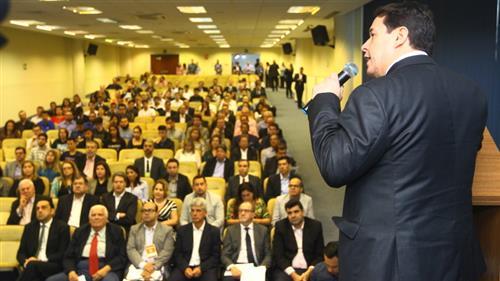 A programação do primeiro dia do evento contou com atividades dedicadas ao debate de tecnologias e soluções inovadoras para setores do varejo