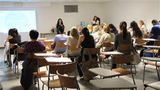 Ciclo de palestras visa a melhoria no atendimento dos 110 alunos com autismo na rede