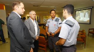 """A terceira reunião do programa """"São José Unida"""" reforçou ainda mais a união entre as forças policiais"""