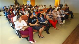 Cerca de 60 entidades sociais participaram do lançamento da campanha