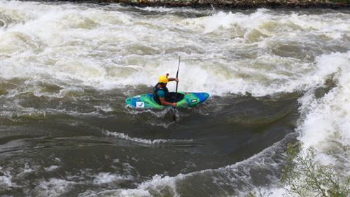 Durante o evento, será apresentada a experiência do canoísta de São José dos Campos e recordista mundial de salto em cachoeiras, Pedro Oliva