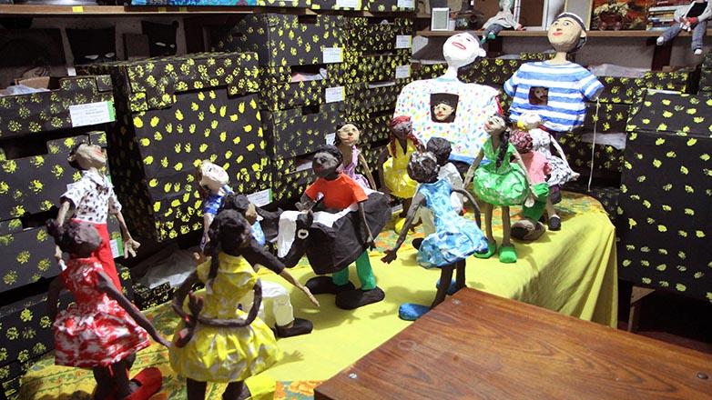 A Feira de Artesanato ocorrerá no Pavilhão Gaivota, do Parque da Cidade, nos dias 2 e 3 de dezembro, das 11h às 17h