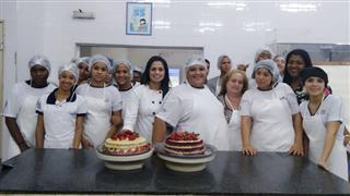 A atividade prática de culinária poderá, inclusive, gerar renda aos alunos participantes