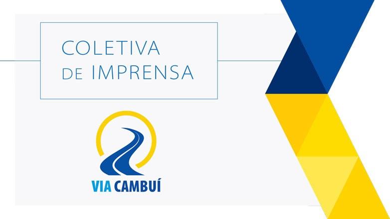Prefeitura de São José realiza coletiva de imprensa para anunciar inícios das obras da Via Cambuí