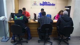 A maior eficiência para a abertura de empresas foi possível com a reestruturação da Sala do Empreendedor no início deste ano