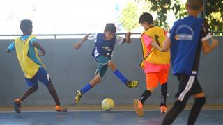 A principal ação do plano para alavancar a formação de atletas foi a criação do programa Caravana de Seletivas