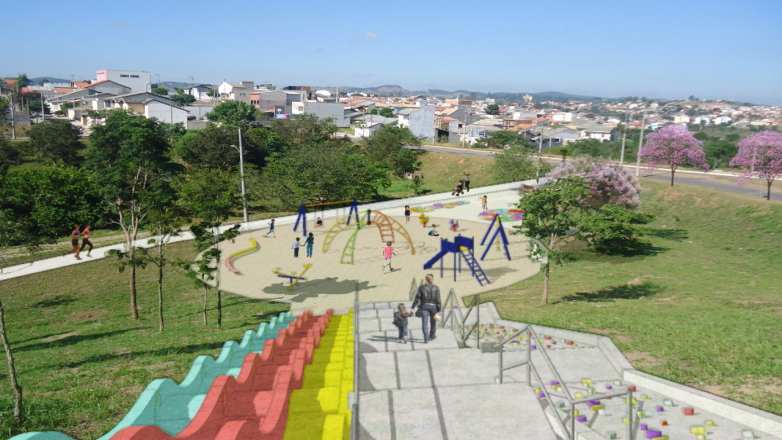 Parque Santa Júlia – imagem ilustrativa